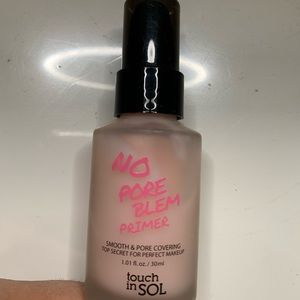 Touch in Sol's No Pore No Problem